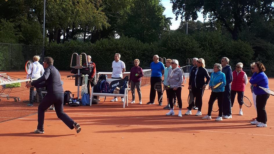 Tennisfit 50+